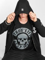 Thug Life t-shirt B.Distress zwart