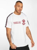 Thug Life T-Shirty Lux bialy