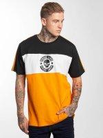 Thug Life T-skjorter Life Lion oransje