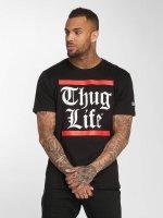 Thug Life T-skjorter B.Gothic svart