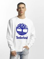 Timberland Pullover Stacked weiß