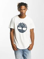 Timberland T-Shirty Kennebec bialy