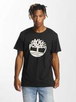 Timberland T-Shirty Kennebec czarny