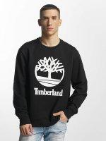 Timberland trui Stacked Logo zwart
