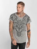 trueprodigy T-Shirt Maori Culture gris