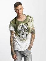 trueprodigy T-Shirt Skull grün