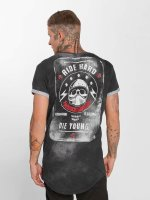 trueprodigy T-Shirt Two Wheels Forerer noir