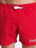 TrueSpin Badeshorts Swim red