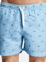TrueSpin Short de bain Underwater Print bleu