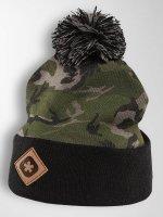 TrueSpin Talvipäähineet KGB camouflage