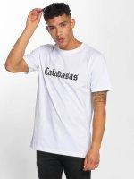 TurnUP T-paidat Calabasas valkoinen