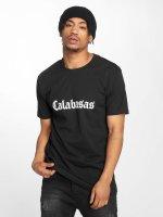 TurnUP t-shirt Calabasas zwart