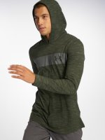 Under Armour Hoodie Sportstyle Core green