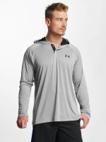 Under Armour Hoody Tech Popover grijs