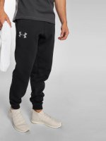 Under Armour Jogginghose Rival Cotton schwarz