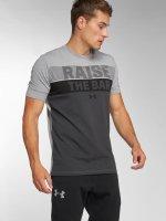 Under Armour T-Shirt Raise the Bar grau