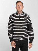 UNFAIR ATHLETICS Swetry Yarndye Striped czarny
