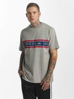 UNFAIR ATHLETICS T-Shirt Athl. Striped grey