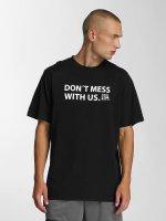 UNFAIR ATHLETICS t-shirt Statement zwart
