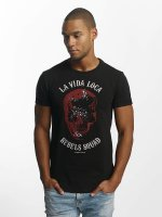 Uniplay Camiseta Rebels Squad negro