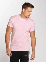 Unkut T-paidat Glass vaaleanpunainen