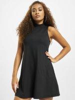 Urban Classics Šaty A-Line čern