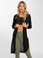 Urban Classics Кардиган Ladies Fine Knit черный