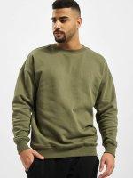 Urban Classics Пуловер Camden оливковый