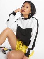 Urban Classics Пуловер Oversize Two Tone черный