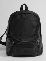 Urban Classics Backpack Camo Jacquard black