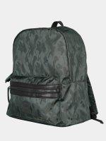 Urban Classics Backpack Camo Jacquard camouflage