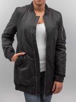 Urban Classics Bomber jacket Long black