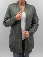 Urban Classics Bomber jacket Long olive