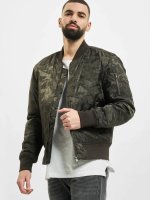 Urban Classics Bomber jacket Tonal Camo olive