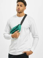 Urban Classics Camiseta de manga larga Tall blanco