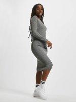 Urban Classics Dress Rib grey
