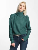 Urban Classics Jumper Turtleneck turquoise