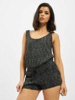 Urban Classics Jumpsuits Ladies Melange Hot grey