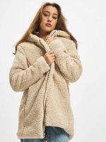 Urban Classics Lightweight Jacket Sherpa beige