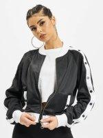 Urban Classics Lightweight Jacket Button Up black