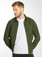 Urban Classics Lightweight Jacket Cotton Worker olive