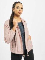 Urban Classics Lightweight Jacket Coach rose