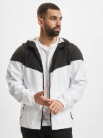 Urban Classics Lightweight Jacket 2-Tone Tech white