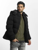 Urban Classics Puffer Jacket Hooded Boxy Puffer black