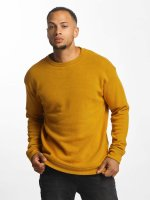 Urban Classics Pullover Texture braun