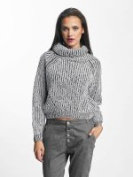 Urban Classics Pullover Short Turtleneck weiß
