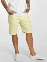 Urban Classics shorts Twill Stretch geel