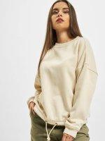 Urban Classics Sweat & Pull Ladies Oversized beige