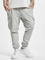 Urban Classics Sweat Pant Fitted Cargo grey