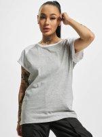 Urban Classics T-paidat Contrast harmaa